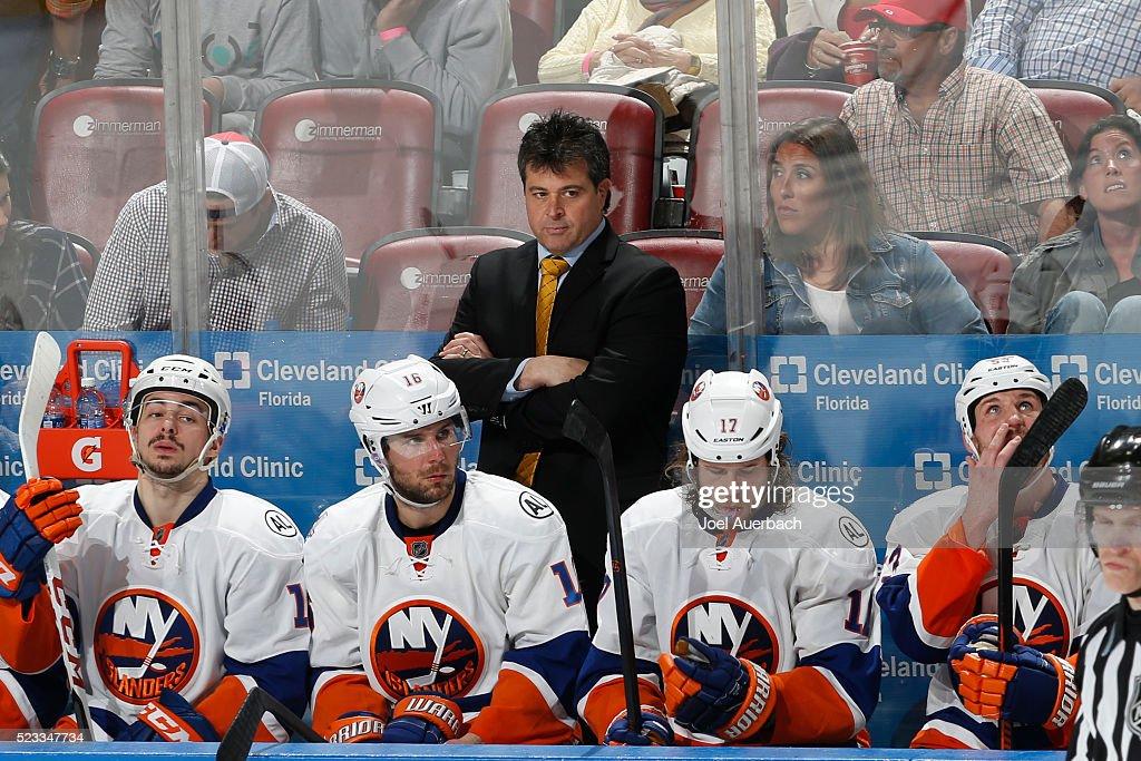 New York Islanders v Florida Panthers - Game Five