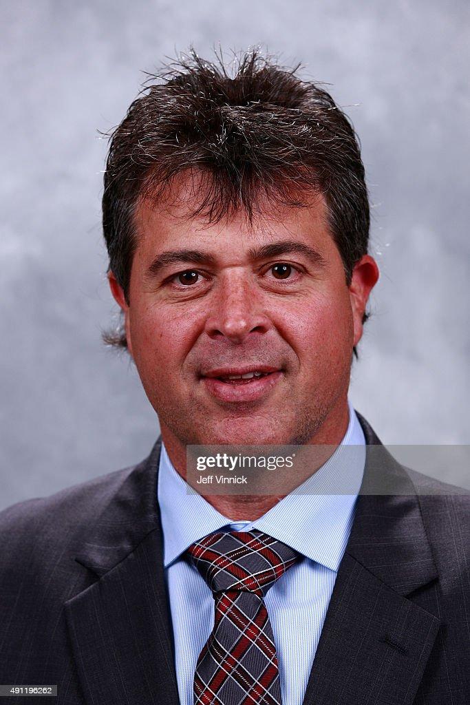New York Islanders Headshots
