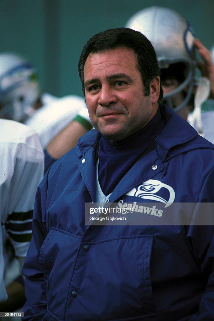 Seahawks Jack Patera : News Photo