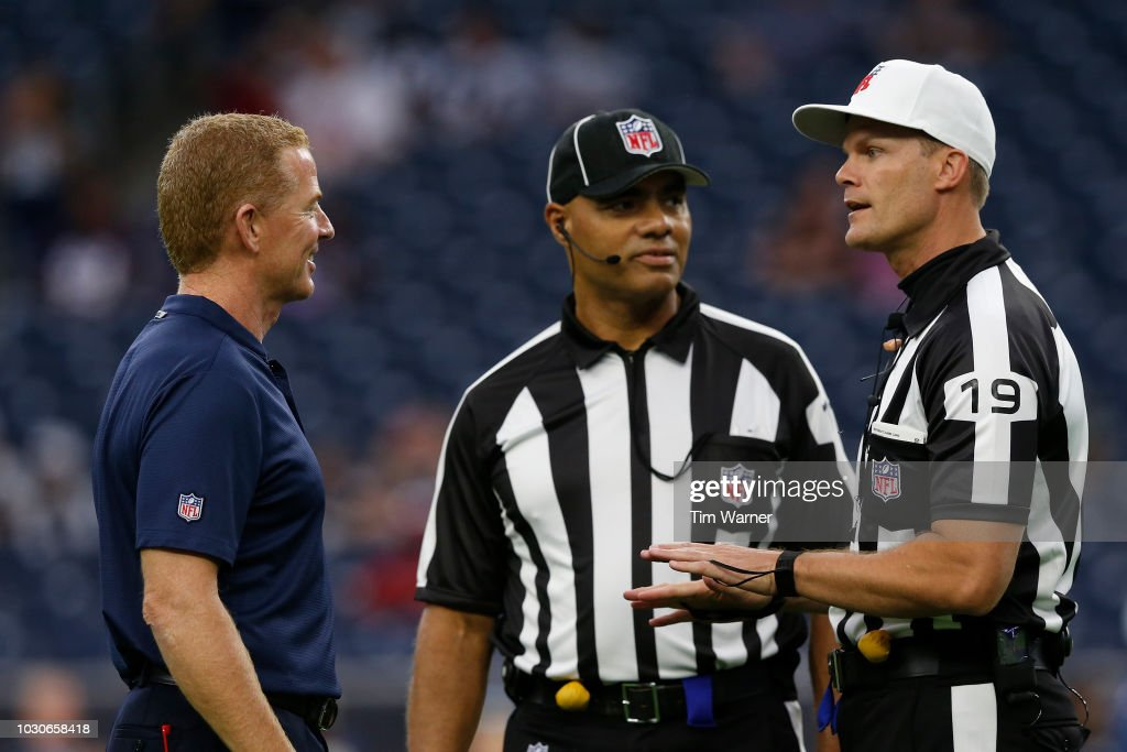 Dallas Cowboys v Houston Texans : News Photo