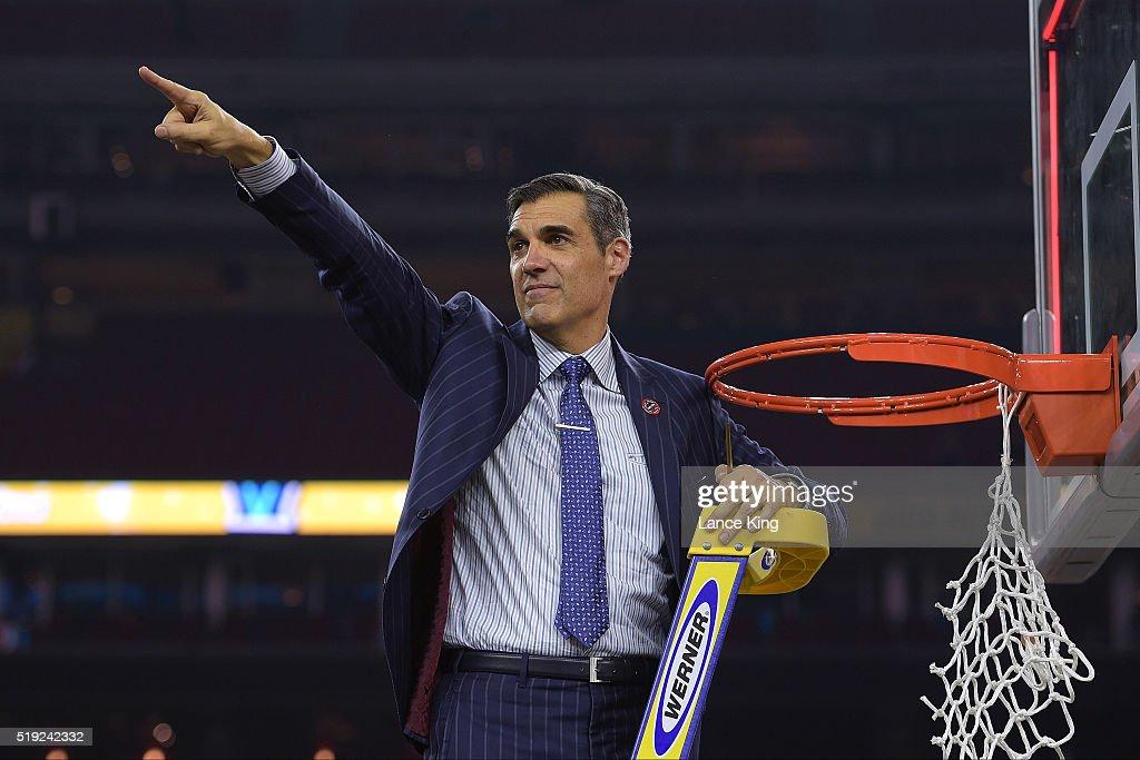 NCAA Men's Final Four - National Championship - Villanova v North Carolina : News Photo