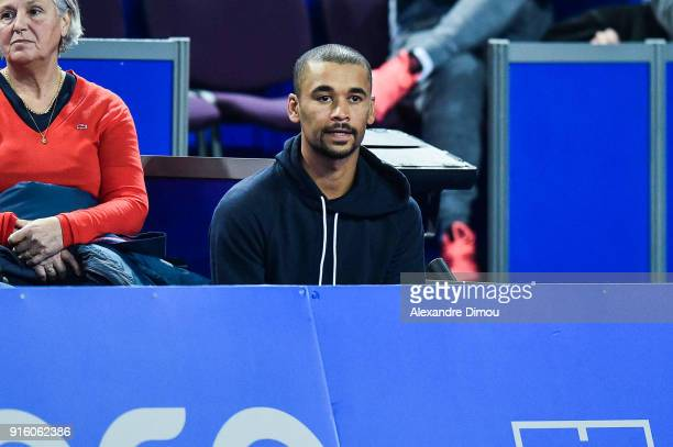 Head coach Jean Charles Diame during the Open Sud of France ATP Montpellier on February 8 2018 in Montpellier France