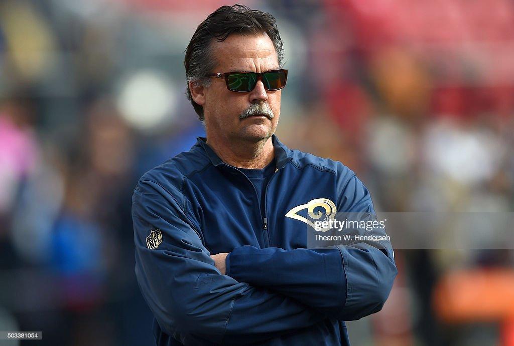 St Louis Rams v San Francisco 49ers : News Photo