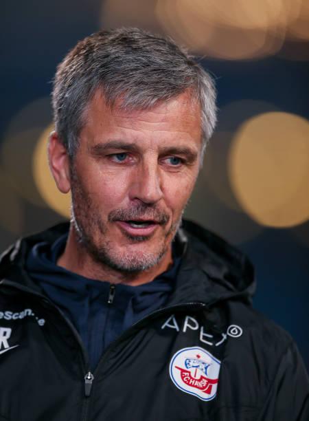 DEU: FC Hansa Rostock v FC Schalke 04 - Second Bundesliga