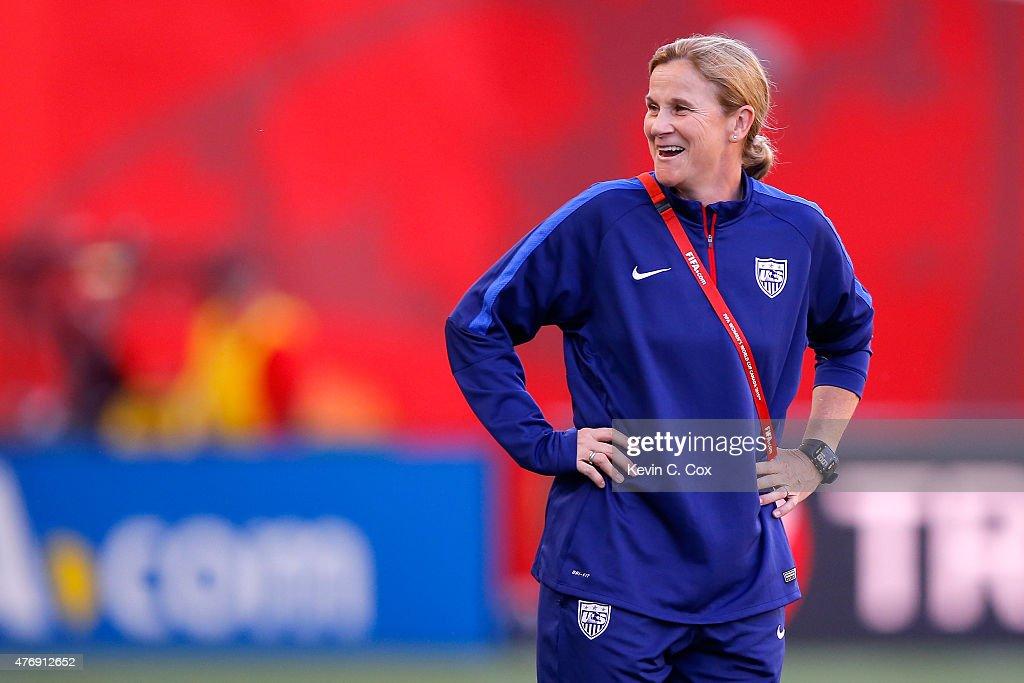 USA v Sweden: Group D - FIFA Women's World Cup 2015