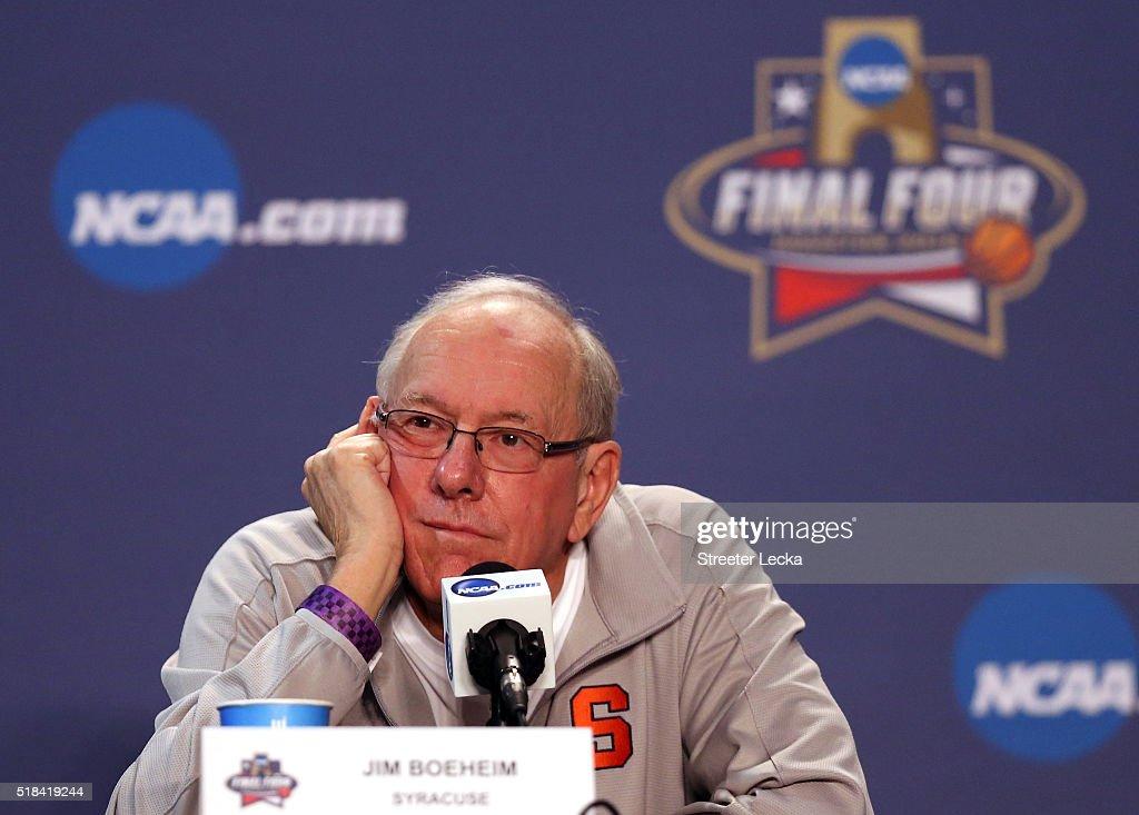 NCAA Men's Final Four - Previews : News Photo