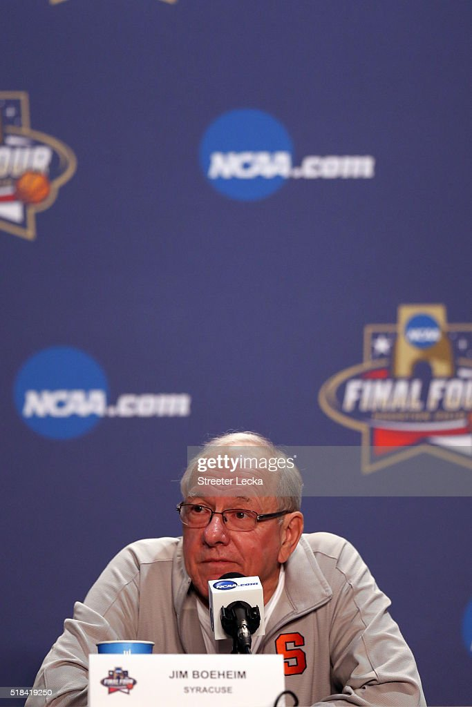 NCAA Men's Final Four - Previews : News Photo