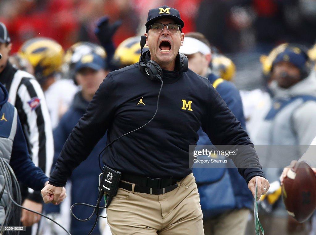 Michigan v Ohio State