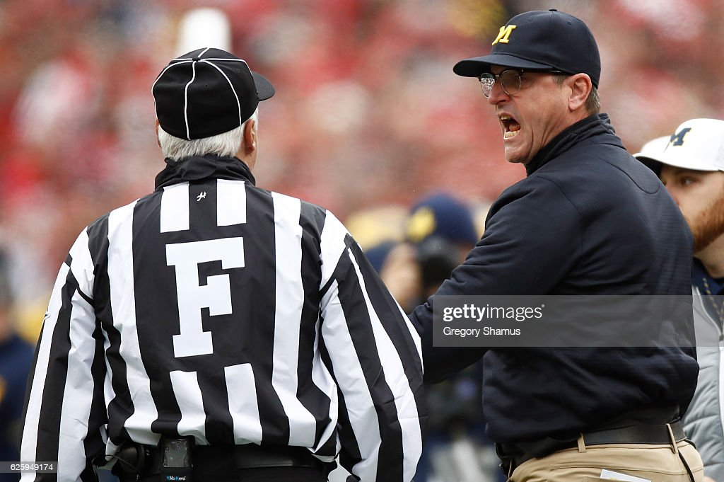 jim harbaugh photos pictures of jim harbaugh getty images