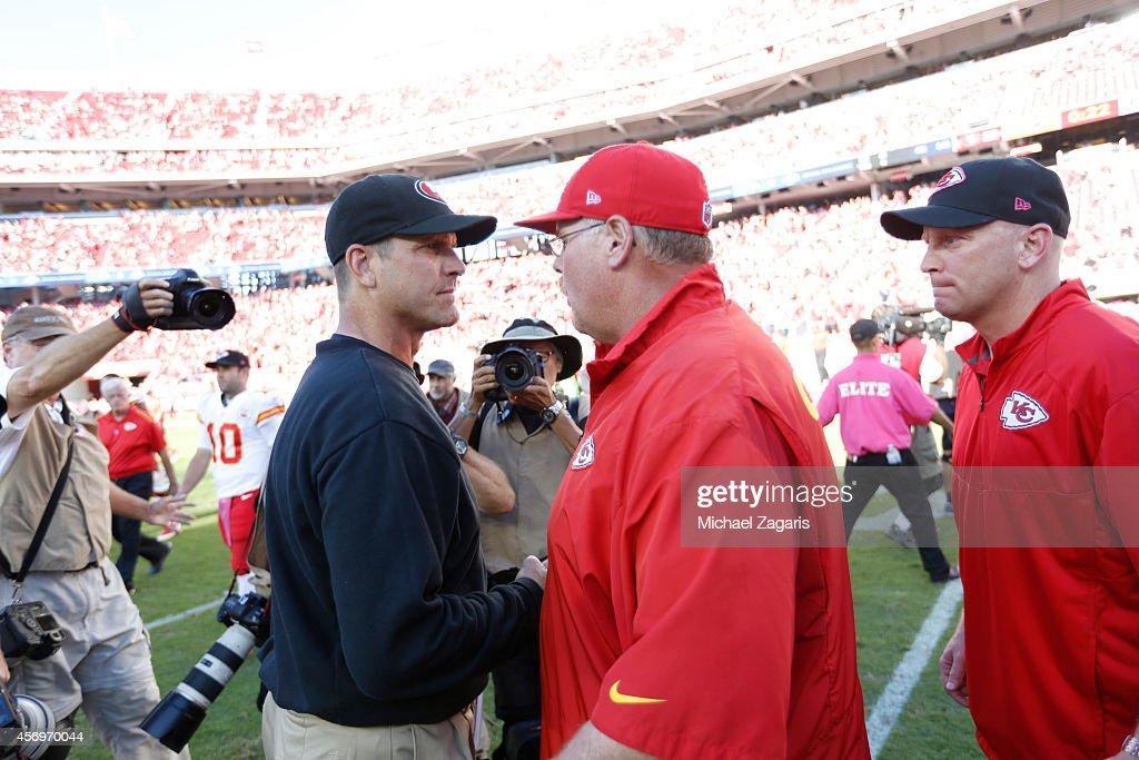 Kansas City Chiefs v San Francisco 49ers : News Photo