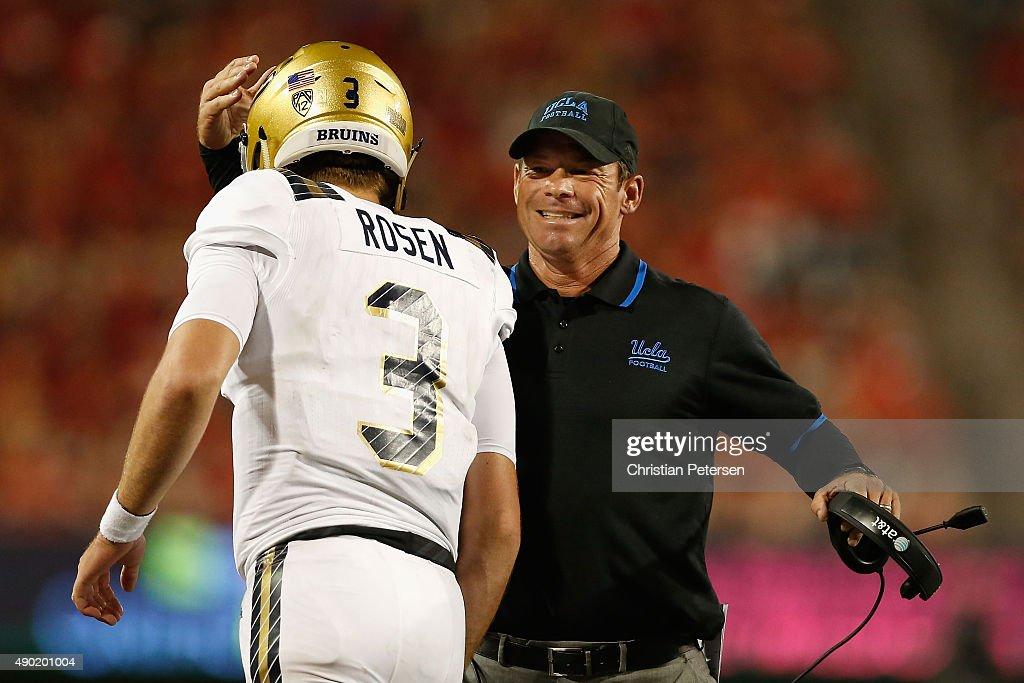 UCLA v Arizona