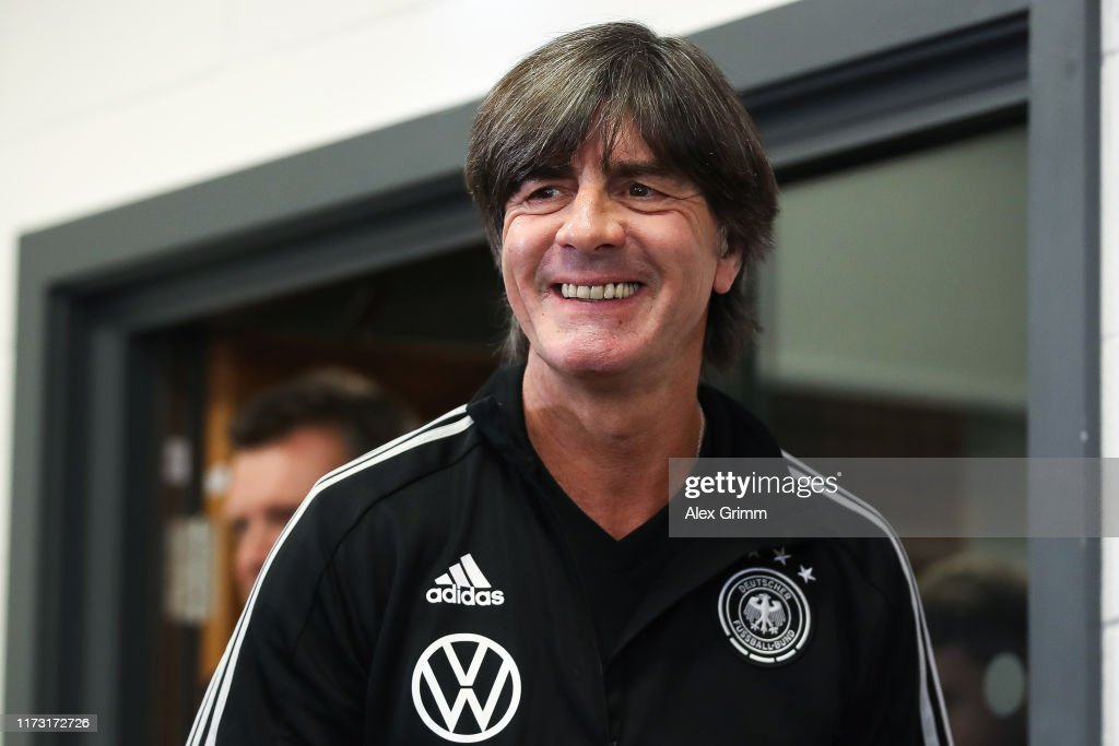 Germany - Training And Press Conference : News Photo