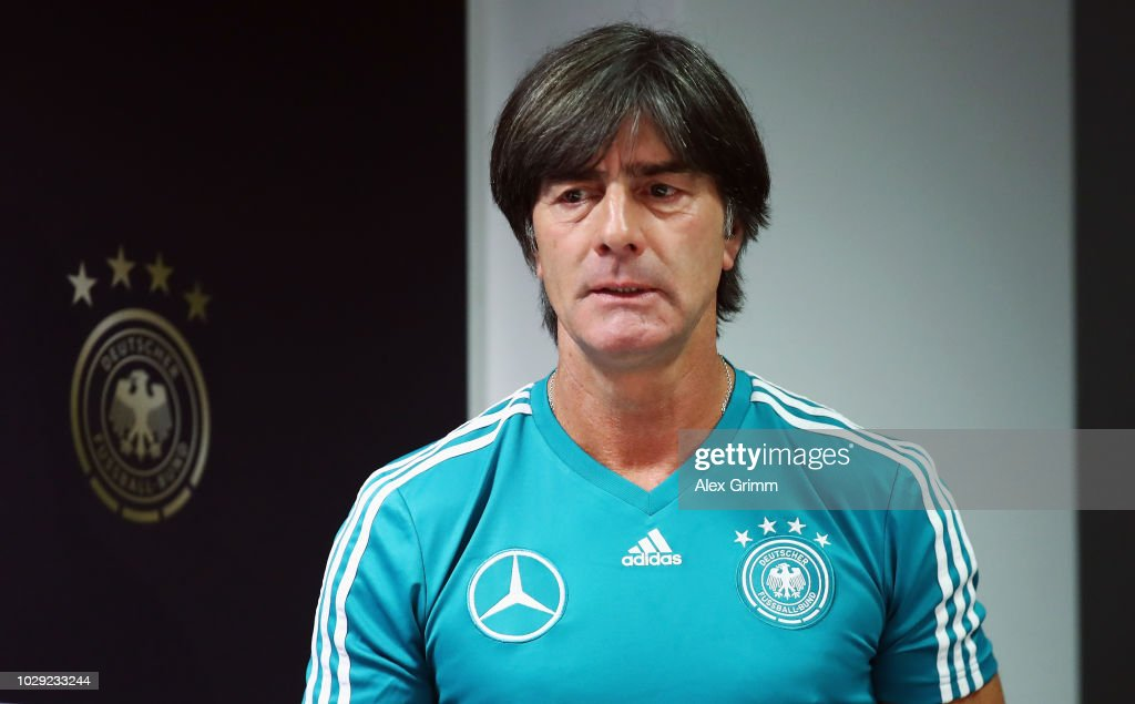 Germany Training Session And Press Conference : News Photo