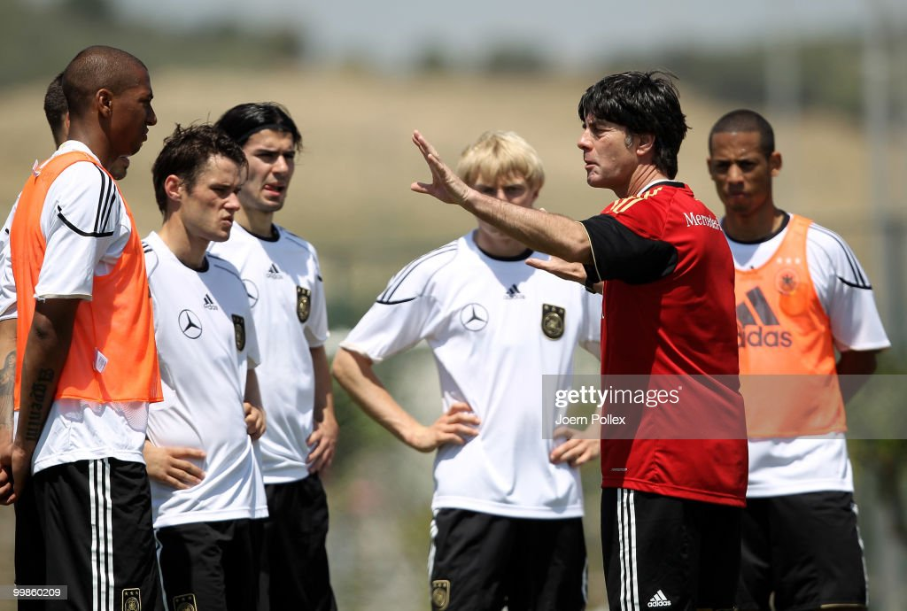 Germany - Sicily Training Camp - Day 4