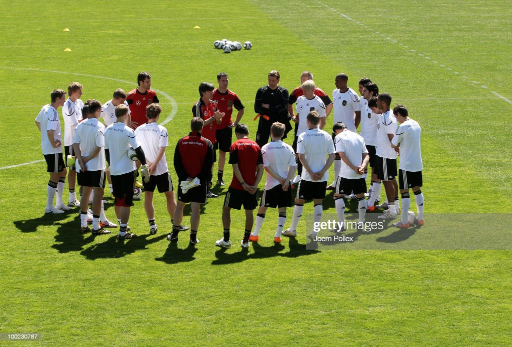 Germany - South Tyrol Training Camp - Day 2