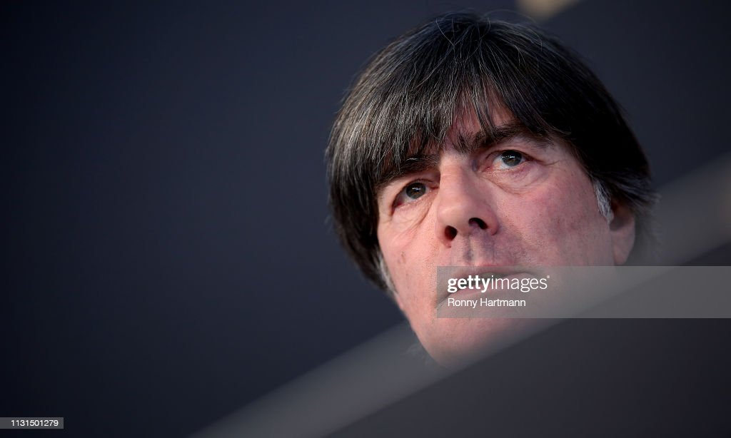 DEU: Germany Training And Press Conference