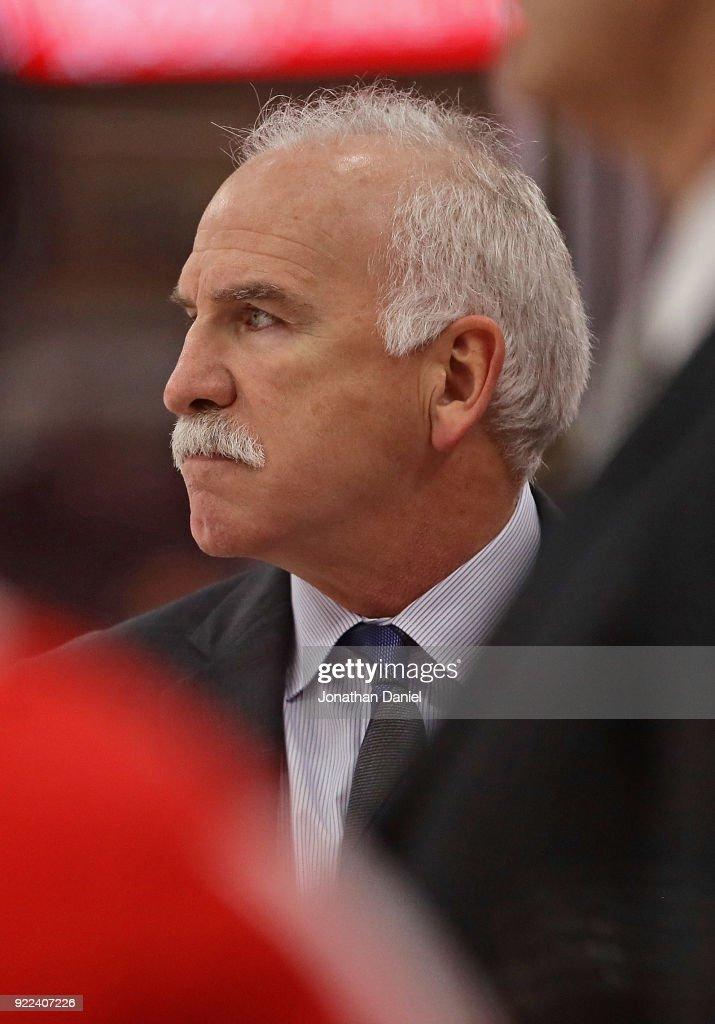 Los Angeles Kings v Chicago Blackhawks : News Photo