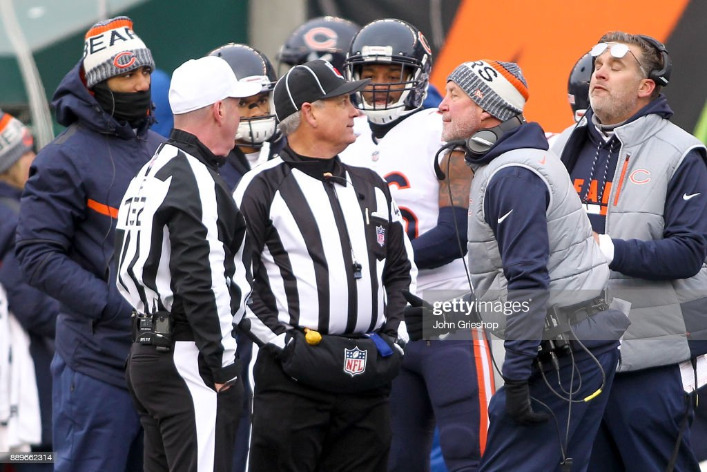 Chicago Bears v Cincinnati Bengals : News Photo