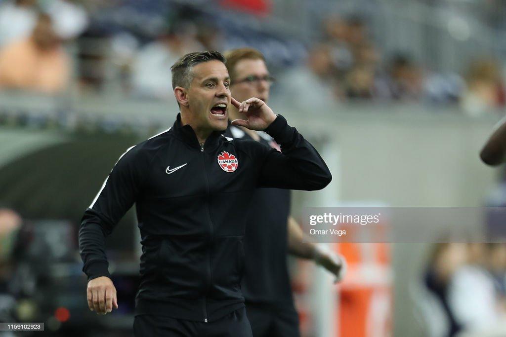 Haiti v Canada: Quarterfinals - 2019 CONCACAF Gold Cup : News Photo