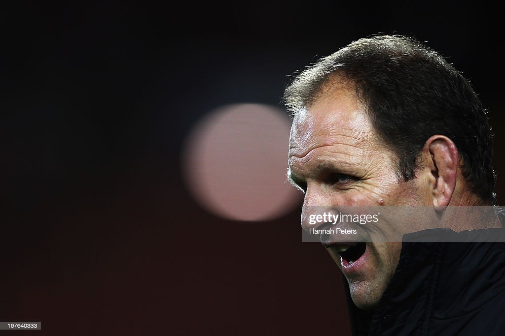 Super Rugby Rd 11 - Chiefs v Sharks