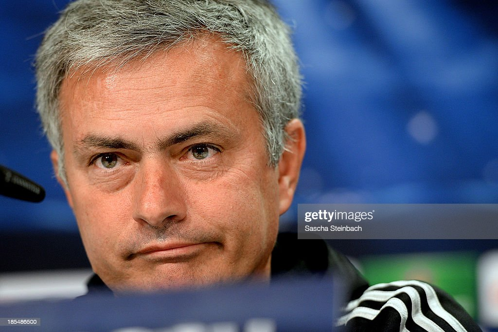 Press Conference - Chelsea FC : News Photo