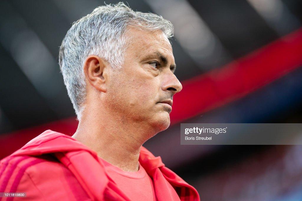 Bayern Muenchen v Manchester United - Friendly Match : News Photo