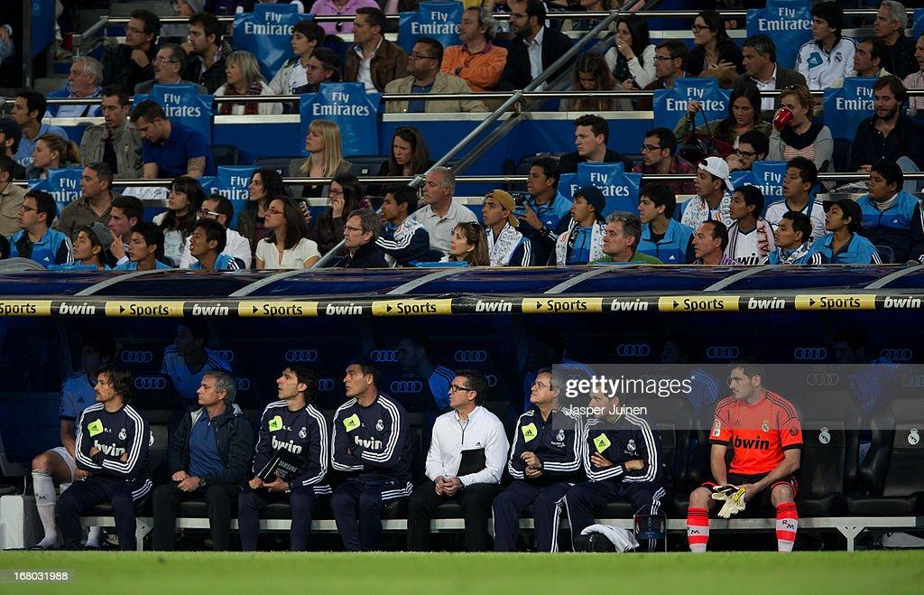 Real Madrid Cf Valladolid La Liga Photos Images Head Coach