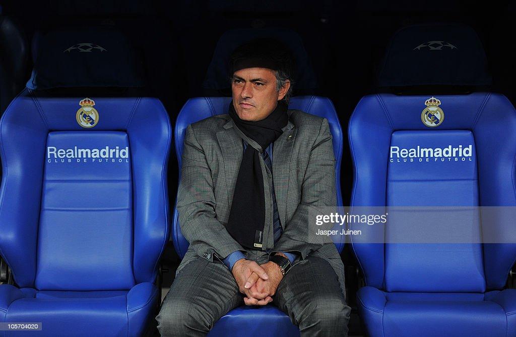 Real Madrid v AC Milan - UEFA Champions League : News Photo