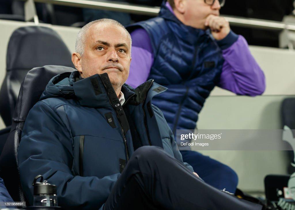 Tottenham Hotspur v RB Leipzig - UEFA Champions League Round of 16: First Leg : News Photo