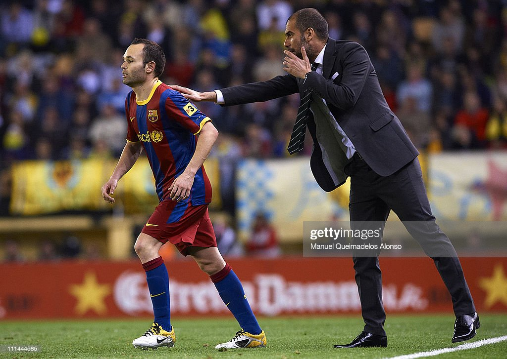Villarreal v Barcelona - La Liga : News Photo