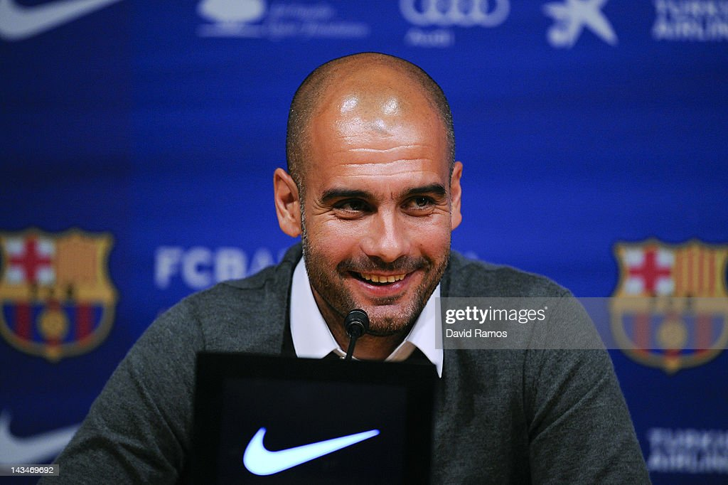 Josep Guardiola Not Renewing His Barcelona Contract