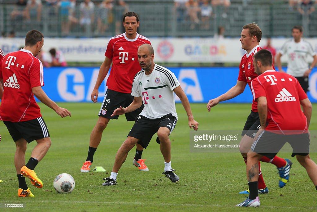 FC Bayern Muenchen - Training Camp Day Seven : News Photo