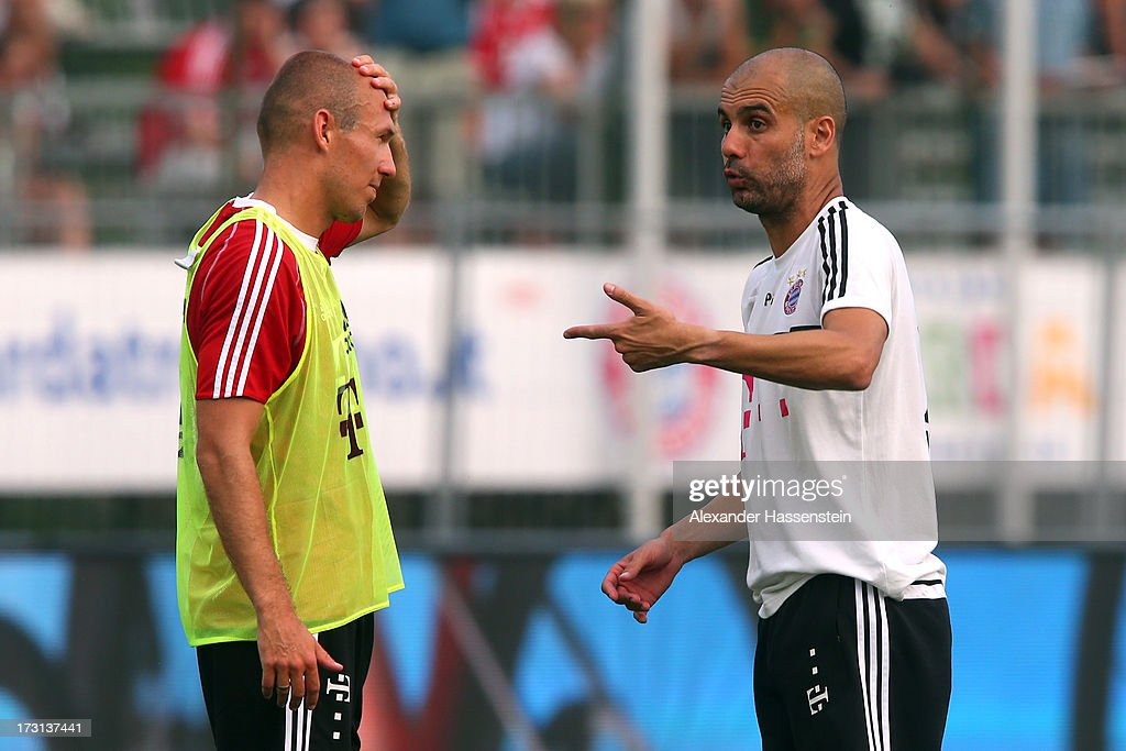 FC Bayern Muenchen - Training Camp Day Five : News Photo