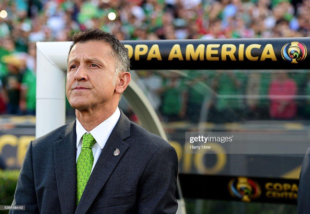 Mexico v Jamaica: Group C - Copa America Centenario : News Photo