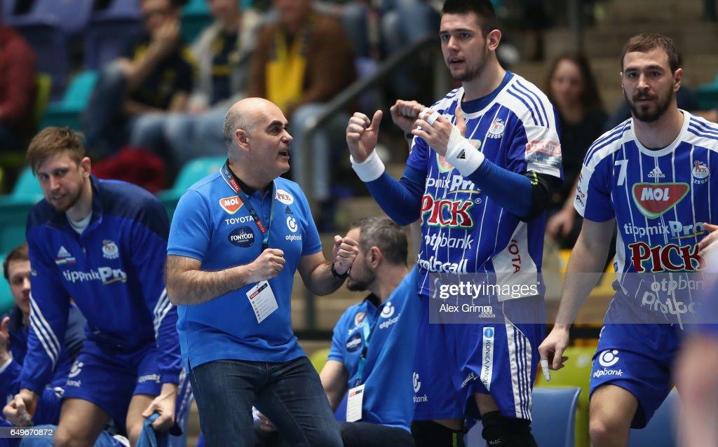 Rhein Neckar Loewen v MOL-Pick Szeged - EHF Champions League