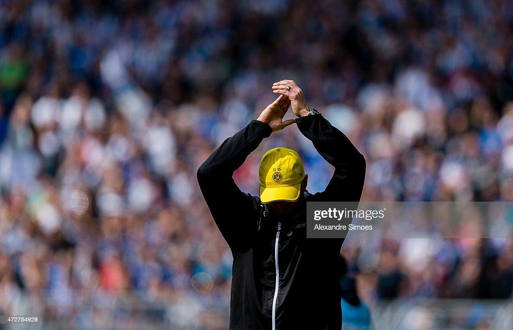 Borussia Dortmund v Hertha BSC - Bundesliga : Fotografia de notícias