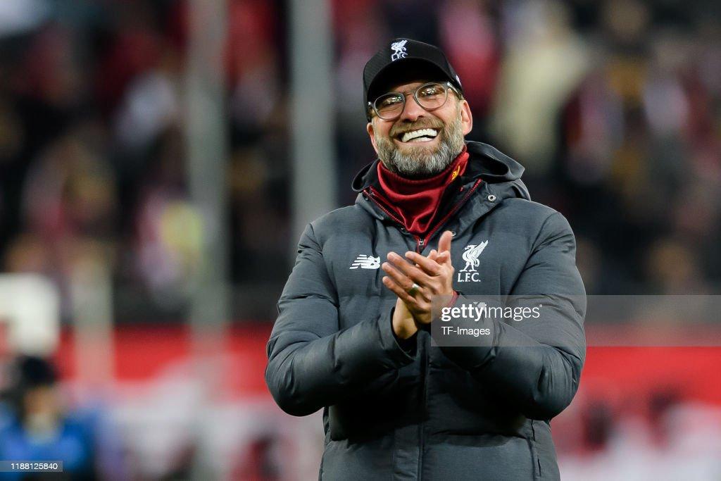 RB Salzburg v Liverpool FC: Group E - UEFA Champions League : ニュース写真