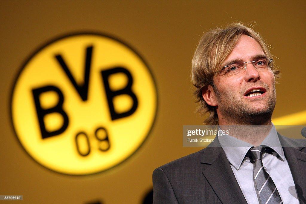 Borussia Dortmund Annual Meeting : News Photo