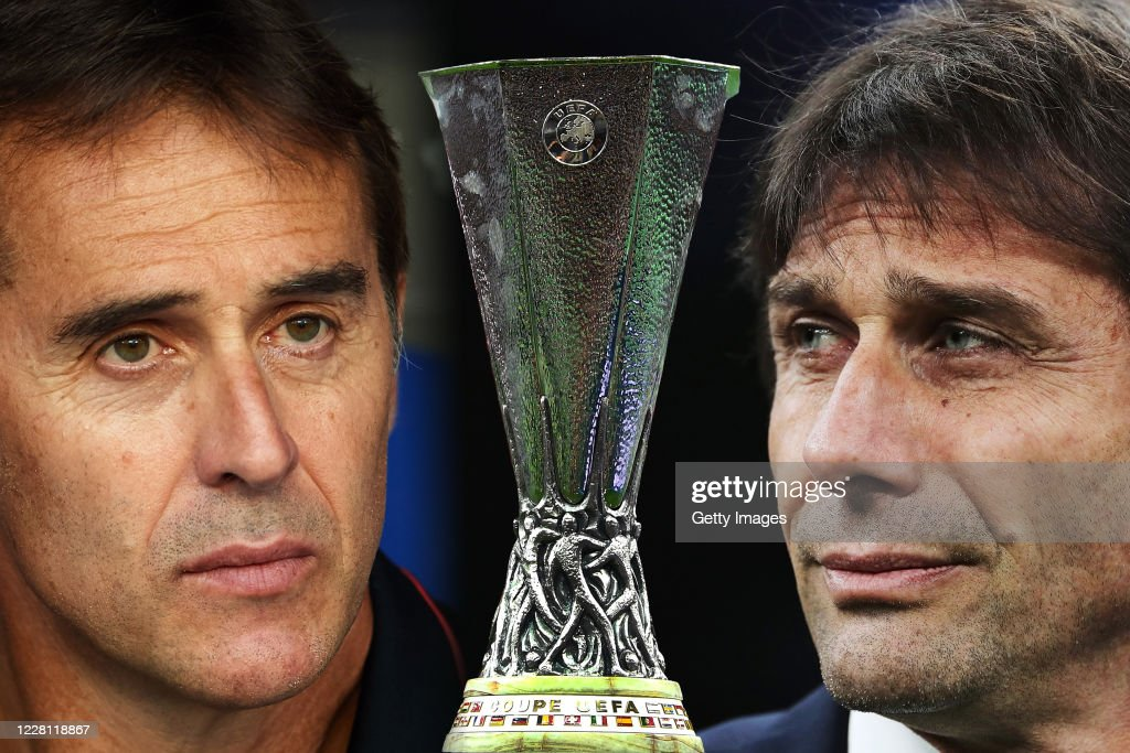 Seville v FC Internazionale - UEFA Europa League Final : ニュース写真