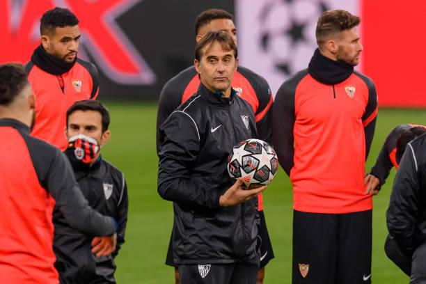 DEU: FC Sevilla Training Session