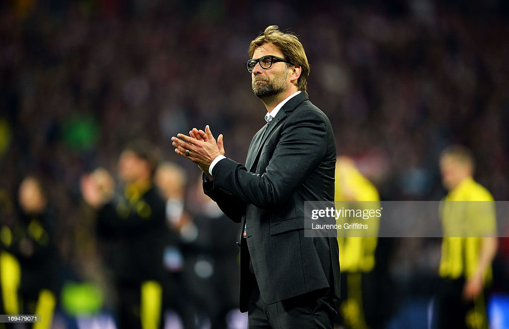 Borussia Dortmund v FC Bayern Muenchen - UEFA Champions League Final : News Photo
