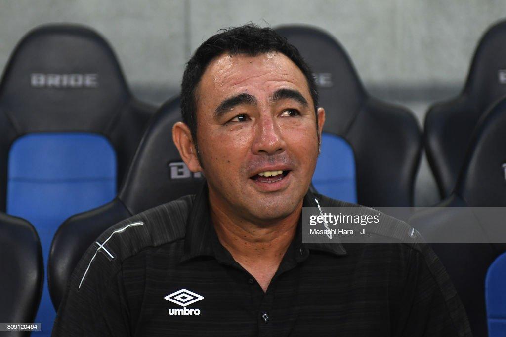 Gamba Osaka v Kashima Antlers - J.League J1 : ニュース写真