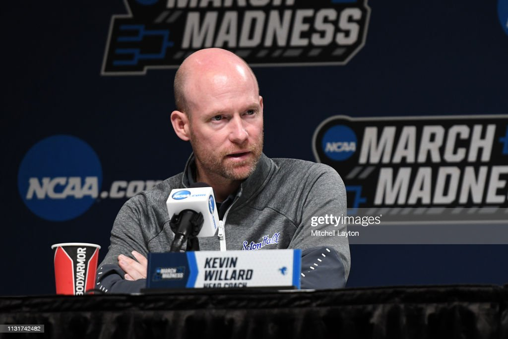 NCAA Basketball Tournament - First Round - Jacksonville - Practice Sessions : News Photo