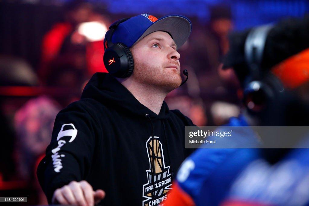 2019 NBA 2K League Tip Off Tournament - Knicks Gaming v Magic Gaming : News Photo