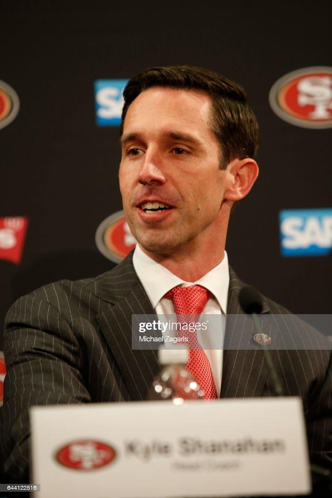 San Francisco 49ers Introduce John Lynch and Kyle Shanahan