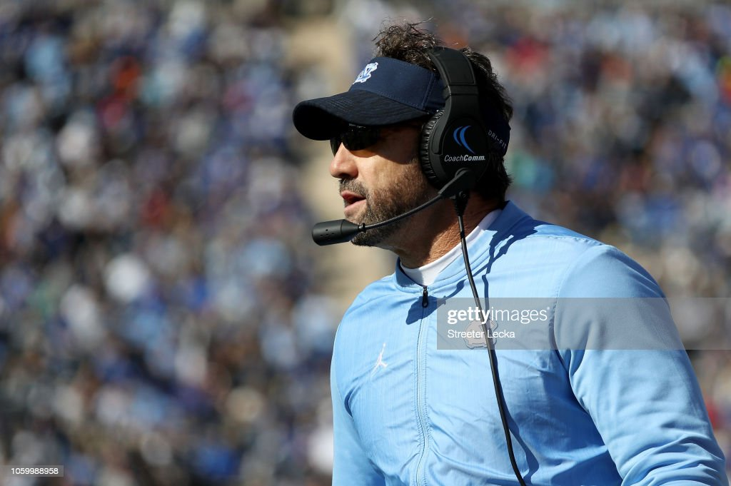 North Carolina v Duke : News Photo