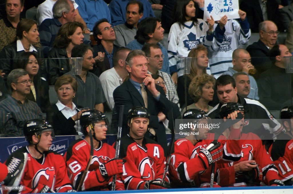 New Jersey Devils v Toronto Maple Leafs : News Photo