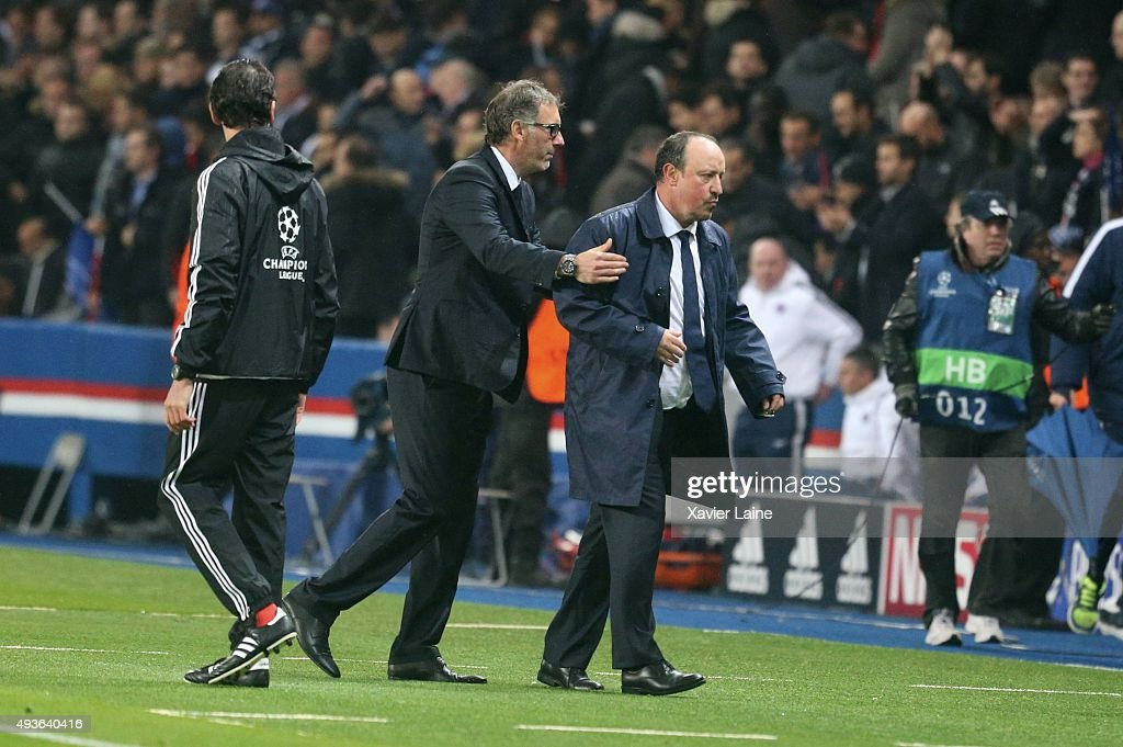 Paris Saint-Germain v Real Madrid CF - UEFA Champions League : News Photo
