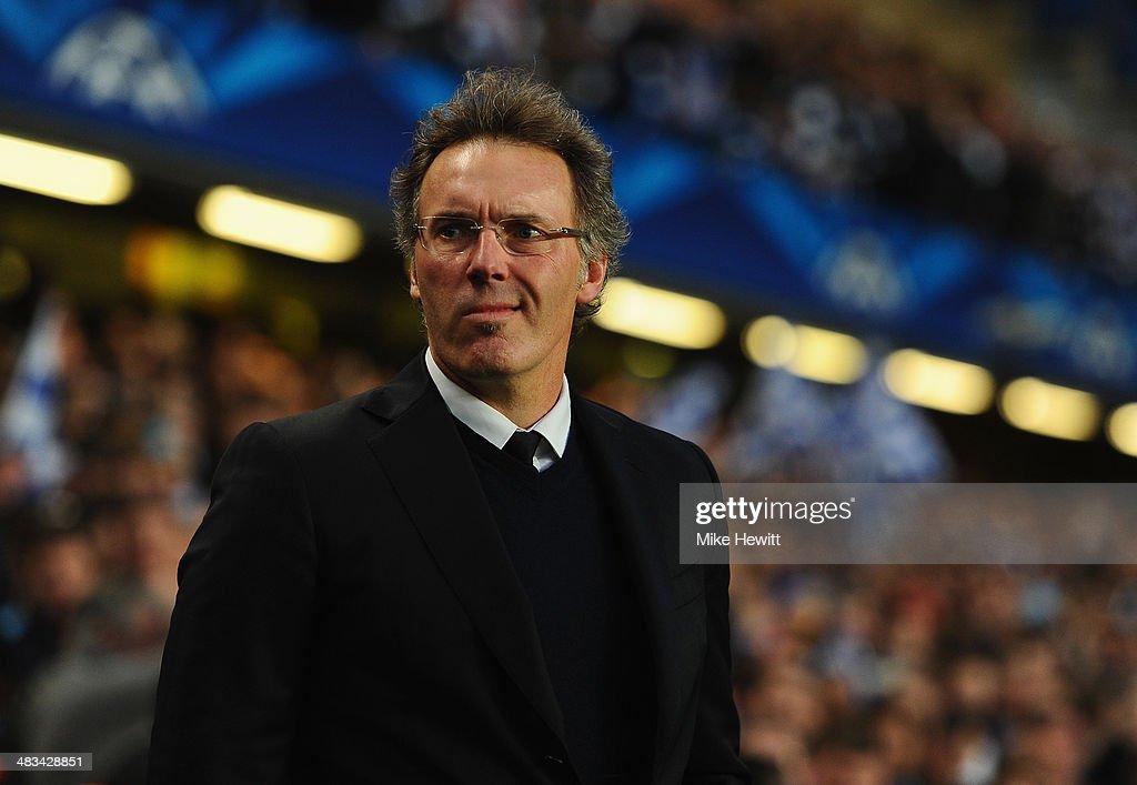 Chelsea v Paris Saint-Germain FC - UEFA Champions League Quarter Final : News Photo