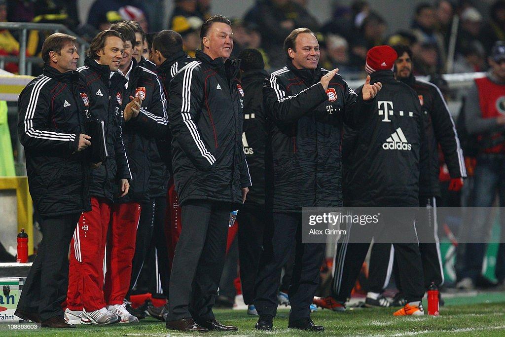 Alemannia Aachen v Bayern Muenchen - DFB Cup